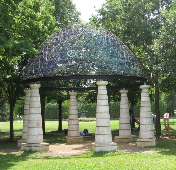 Gazebo (Prophecy of Ancients)