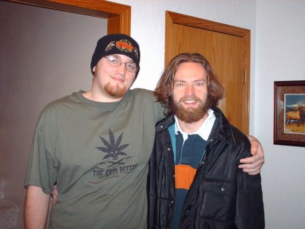 me and brandon