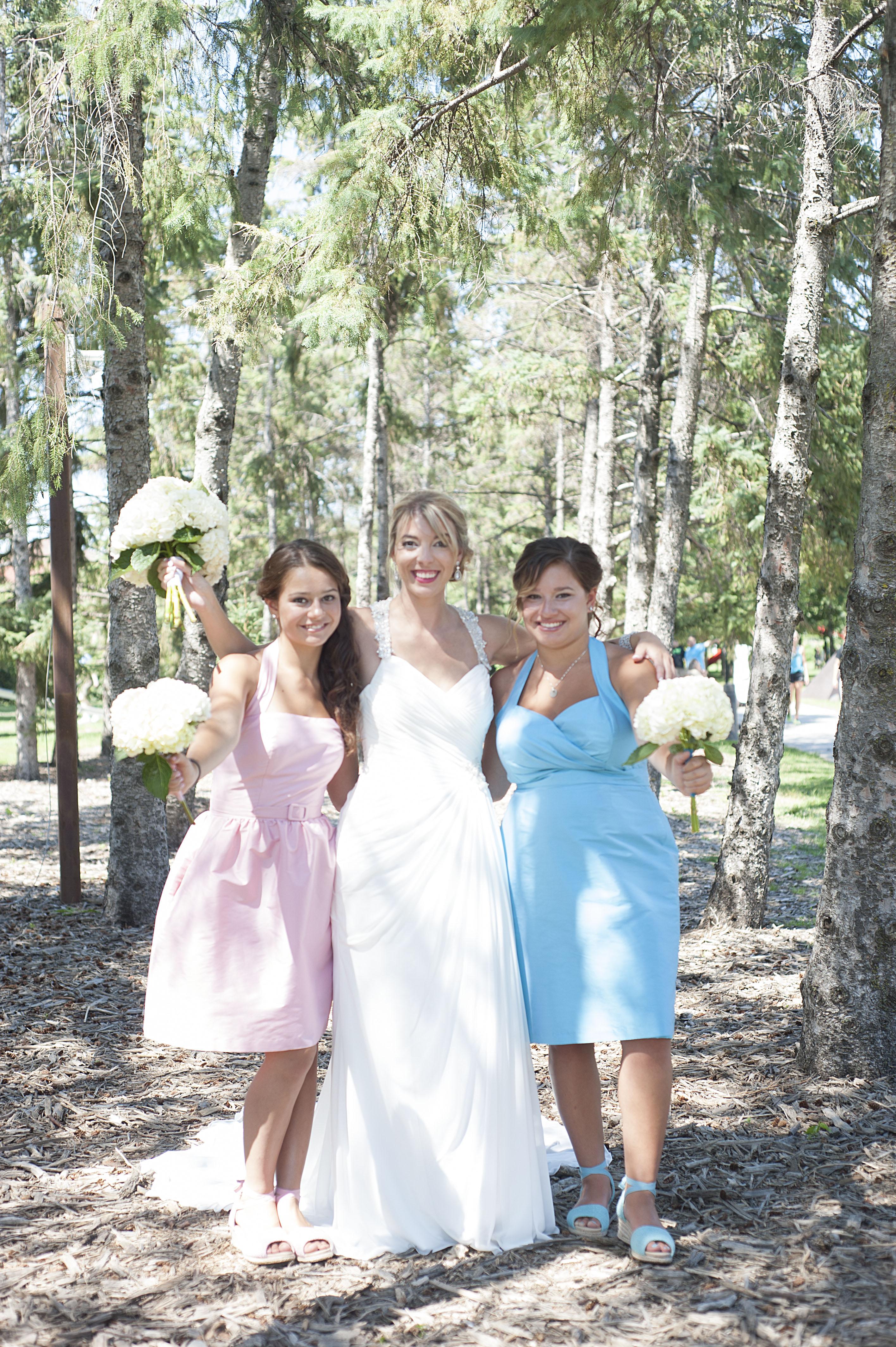 Junior Bridesmaids!